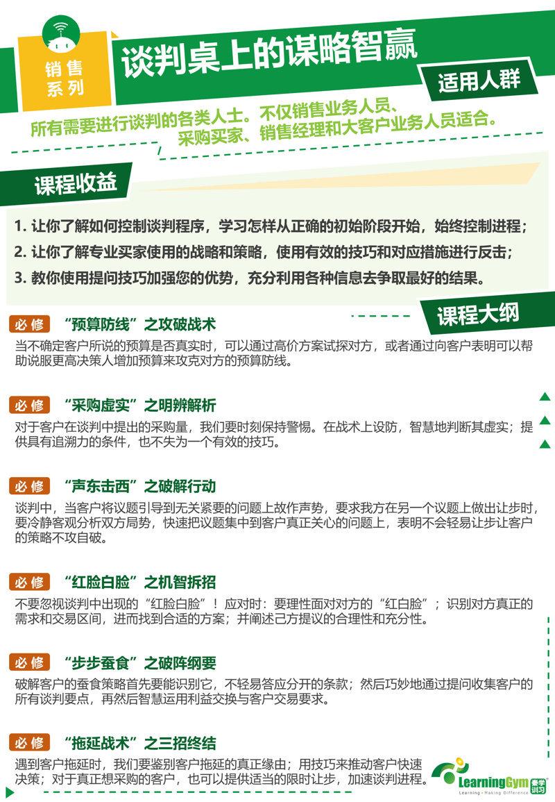 秦训学堂课程大纲汇总V1-9 拷贝